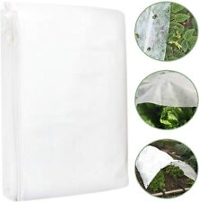 More details for 2m x 10m heavy duty frost fleece plant protection garden cover horticultural uk