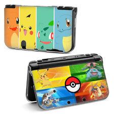 Pokemon Diseño Duro Estuche Cubierta protectora dura Shell para Nintendo Nuevo 3DS XL