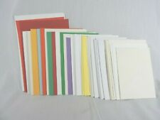 Lot of 88 Greeting Card Envelopes Various Sizes & Colors