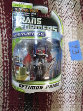 Y3_2 Transformers Movie Lot DOTM CYBERVERSE OPTIMUS PRIME Dark of the Moon rotf