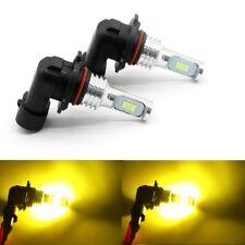 2x 100W 9006 HB4 3000K Yellow CSP LED Super Bright Fog Lights Driving Bulb DRL