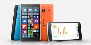 Nokia lumia 620 625 635 640 650 smartphone lock / unlock GRADED