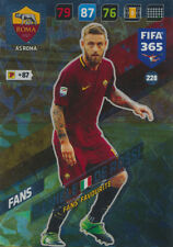 Fifa 365 Cards 2018 - 228 - Daniele De Rossi - AS Roma - Fans