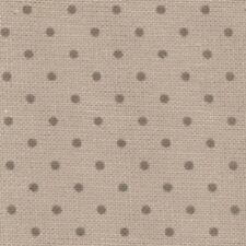 1 Pc Murano Lugana Petit Point 36 x 46 cm Zweigart Beige
