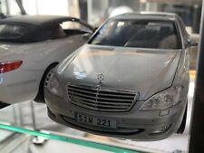 1:18 AUTOart Mercedes-Benz S-Klasse W221 B66962329 OVP