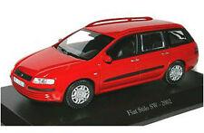 Italian AZ34 - Fiat Stilo Sw 2002 Rouge 1/43 Echelle Moulage sous Pression