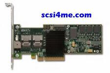 LSI MegaRAID 8708EM2 SAS SATA RAID Controller Full-Height or Low-Profile Bracket