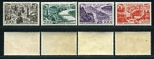 """FRANCE STAMP TIMBRES AERIENS N° 24/27  """" GRANDES VILLES """" NEUFS  XX  LUXE"""