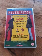 Fußball DVD Nick Hornby´s FEVER PITCH Arsenal FC Gunners Football Fans Supporter