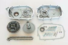 2:1 Reduction gear box - Go kart wetclutch GX390 GX270 9.0HP 13HP Go kart buggy
