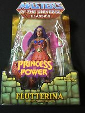 Masters of the Universe MOTU Classics FLUTTERINA NEW SEALED Mattel