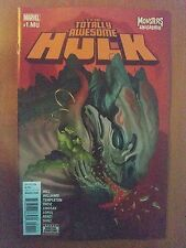 Marvel Totally Awesome Hulk, Vol. 1 # 1.MU (1st Print)