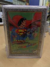 The Return Of Superman Trading Card Set 100 Cards Mint 1993 Skybox