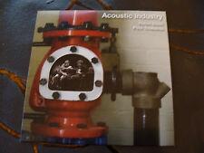 Slip CD Album: Acoustic Industry : Robin Boult & Pete Trewavas : Marillion