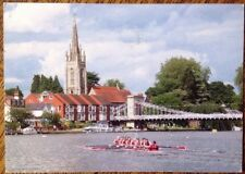 Marlow Town Regatta All Saints Church Rowing Posted 2015