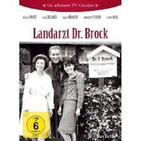 LANDARZT DR.BROCK - LANDARZT DR.BROCK 4 DVD TVSERIE NEU