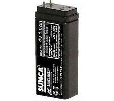 SUNCA 4V 1 Ah maintenance Free Rechargable Battery for Emergency Light/Toy/UPS