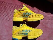 Baskets Adidas Climacool couleur jaune d'occasion taille 38