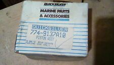 mercury outboard  piston   assembly  .015  9137A10