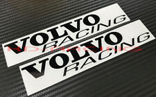 Volvo Racing Stickers Decals C30 V40 S60 S40 850 Estate BTCC FREE SHIPPING x 2