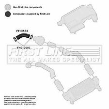 FIRSTLINE FTH1586 CHARGER AIR HOSE Rear,Upper