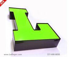 New Led Front-Lit Channel Letter 24'' - Custom made