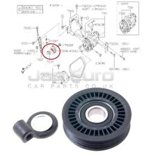 FOR SUBARU FORESTER IMPREZA AIR CON A/C BELT TENSIONER IDLER PULLEY & ADAPTOR