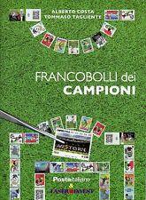 2016 folder - libro FRANCOBOLLI DEI CAMPIONI - COMPLETO -