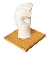 BABY BOMBONIERA CASTING KIT. STATUETTA con CAST 3D a mano o in piedi per neonati