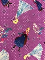 Springs Creative - Disney's Frozen - Schwestern für immer - 100% Baumwolle -
