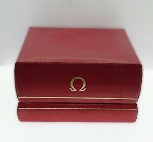 Genuine Vintage Omega Watch Box  Display Case