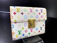 Louis Vuitton Monogram Multicolor Portefeuille Koala Wallet M58014 55709456