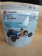 LEGO EDUCATION WORKSHOP KIT FREEWHEELER 2000443 MIT FIGUR + TECHINC NEU & OVP