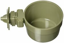 Living World Lock and Crock Dish - 20 Ounce Screw On Holder for Food and Water