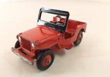 Dinky Toys Gb n° 25Y Universal Jeep