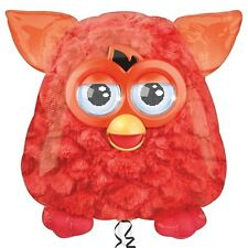 "Amscan 25"" Furby Original Foil Balloon TV & Film Characters Celebration"