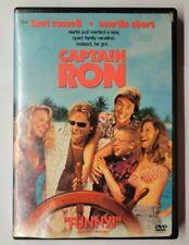 Captain Ron (DVD, 2002)