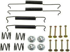 Drum Brake Hardware Kit Rear Dorman HW17179