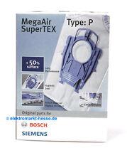 Original Bosch/Siemens Staubsaugerbeutel Typ P  468264 - BBZ41FP - VZ41AFP