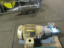 Cat Pump 5Cp6220 7.4Gpm 1200 Psi With Baldor 7.5 H 00006000 P Motor (Good Condition)