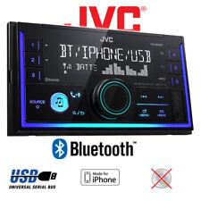 JVC KW-X830BT Radio - Bluetooth MP3 USB Autoradio Manos Libres Android