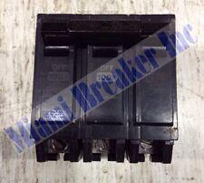 THHQL32100 General Electric 3 Pole 100 Amp 240 Volt Circuit Breaker