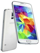 SAMSUNG GALAXY S5 SM-G900F 16go Blanc Gloss Dernier Modele Quad Core Smartphone