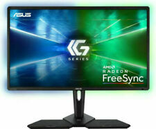 """ASUS CG32UQ HDR Console Gaming Monitor 32"""" 4K Halo Sync FreeSync Speakers"""