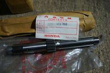 HONDA GENUINE ATC185 ATC200  MAIN SHAFT ASSEMBLY GEAR BOX  23211-958-000