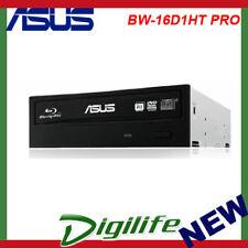 ASUS BW-16D1HT PRO BLACK Internal 16x Blu-ray Writer 12x Blu-ray Reader 16x DVDR