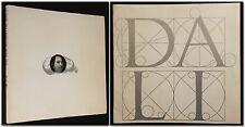 Salvador Dalì EXHIBITION JAPAN 1964 Mainichi Newspapers Art Catalogue
