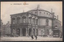 France Postcard - Dunkerque - Le Theatre B1024
