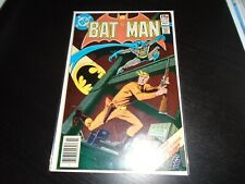 BATMAN #325 DC Comics 1980 VF/NM