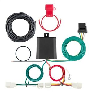 Trailer Connector Kit-Custom Wiring Harness Curt Manufacturing 56350